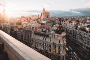 Madrid, Spain - exciting mixed used complex for sale